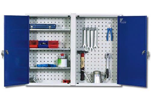 Инструментальный шкаф металлический