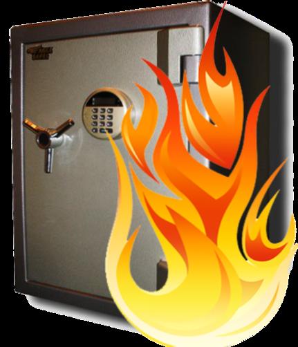 Особенности огнеупорных сейфов